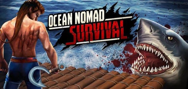 Ocean Nomad Pro Survival on Raft